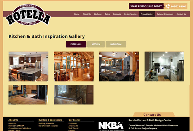 Home Rotella Kitchen And Bath Design Center Website. Image · Image
