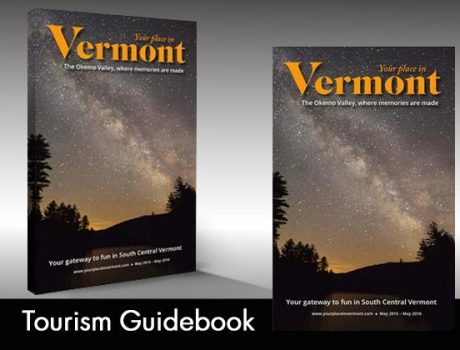 Your Place in Vermont 2015-2016 Tourism Guidebook