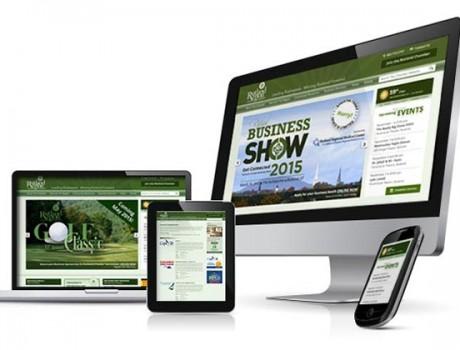 Rutland Region Chamber of Commerce Website Design & Development
