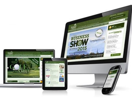 Rutland Region Chamber of Commerce Website Design & Development